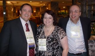 Beer for Bloggers - Tom Mighell, JoAnna Forshee, Dennis Kennedy