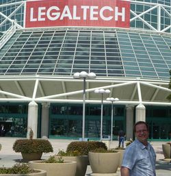 Jobst Elster, Head of Content for InsideLegal at LegalTech Entrance