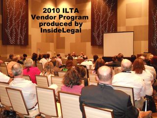 InsideLegal/ILTA Vendor Education Program