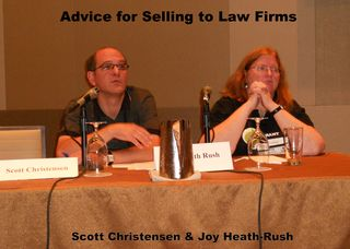 Advice for Selling to Law Firms