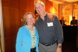 COLPM Trustee Andy Adkins & wife Becky