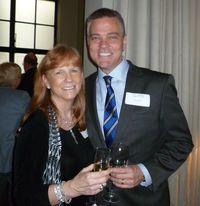 Peggy Wechsler (ILTA) & Lance Waagner (Intelliteach)