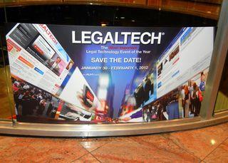 LegalTech NY 2012