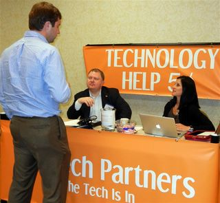 Mike Adams & Adriana Linares of Law Tech Partners