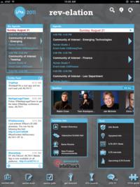 ILTA iPad App