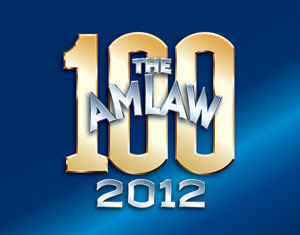 InsideLegal: Am Law 100 Overview for 2012