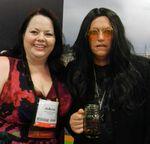 Donna Payne as Ozzy Osbourne