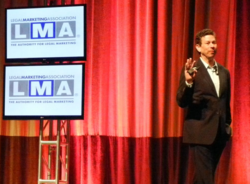 Legal Marketing Association Conference 2013 Day One (15)
