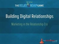 John Simpson on Building Digital Relationships
