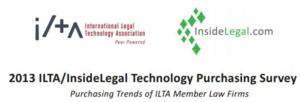 ILTA/InsideLegal Technology Purchasing Survey