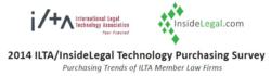 2014 InsideLegal ILTA Survey Header