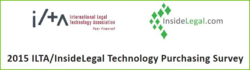 ILTA/InsideLegal Technology Purchasing Survey