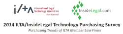 2014 InsideLegal ILTA Survey Header