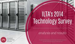 2014 ILTA Technology Survey