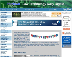 PinHawk Law Technology Daily Digest