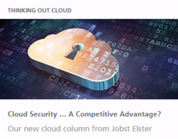 Thinking Out Cloud - Cloud Security