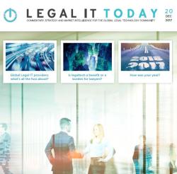 Legal IT Today Dec 2017