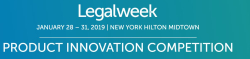 Legaltech Product Innovation Competition